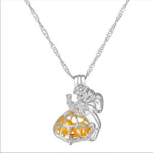 Jewelry - COPY - SALE Disney Beauty & the Beast Pearl Cage …